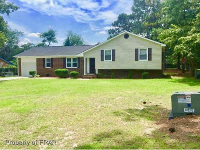 Fayetteville NC Single Family Home For Sale: $104,999