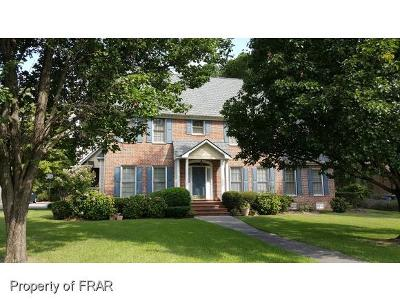 Fayetteville Single Family Home For Sale: 722 Murray Hill Rd