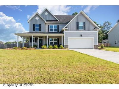 Hope Mills NC Single Family Home For Sale: $284,900