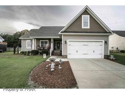 Hope Mills NC Single Family Home For Sale: $237,900