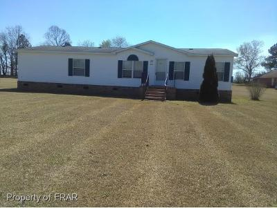 Hoke County Multi Family Home For Sale: 979 Aberdeen Rd