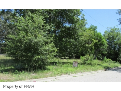 Red Springs Residential Lots & Land For Sale: 110 Harrington St