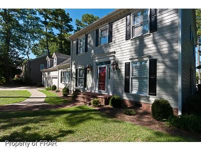 Fayetteville Single Family Home For Sale: 457 Kingsford Rd