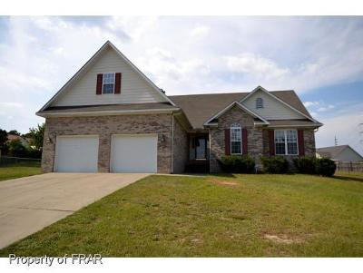 Hope Mills NC Single Family Home For Sale: $189,700