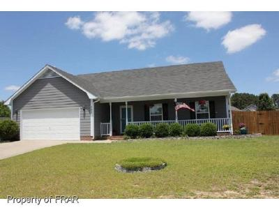 Raeford NC Single Family Home For Sale: $175,000