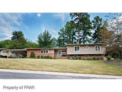 Fayetteville Single Family Home For Sale: 117 South Churchill Drive #6