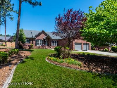 Fayetteville Single Family Home For Sale: 2844 Selhurst Drive