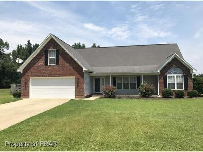 Raeford NC Single Family Home For Sale: $169,900