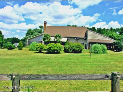 Sanford Single Family Home For Sale: 518 Chris Cole Road