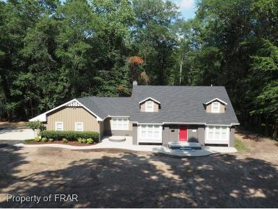 Fayetteville NC Single Family Home For Sale: $299,999