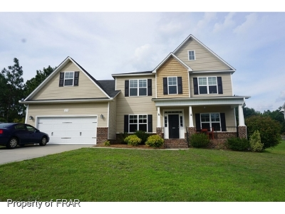 Raeford NC Single Family Home For Sale: $248,000