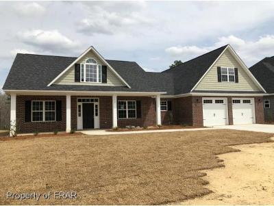 Fayetteville Single Family Home For Sale: 3009 McCandless Court (Lot 88) #88