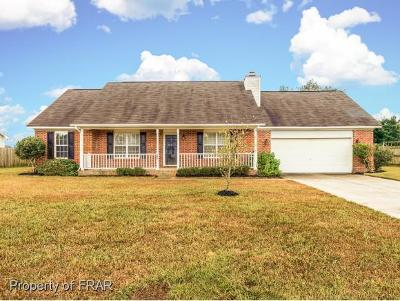 Raeford NC Single Family Home For Sale: $145,000