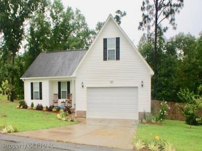 Raeford NC Single Family Home For Sale: $129,900