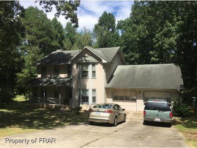 Fayetteville Single Family Home For Sale: 321 McFadyen Dr