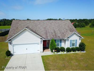 Raeford NC Single Family Home For Sale: $132,500