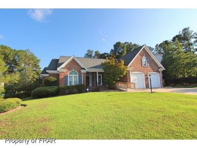 Fayetteville Single Family Home For Sale: 257 Shawcroft Road #66