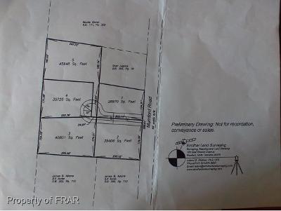 Raeford Residential Lots & Land For Sale: Jennifer Dr