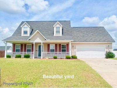 Fayetteville NC Single Family Home For Sale: $179,999