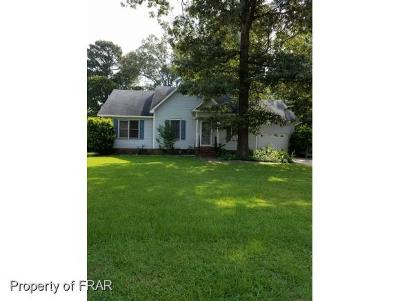 Fayetteville NC Single Family Home For Sale: $102,950