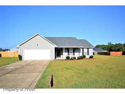 Raeford NC Single Family Home For Sale: $125,900