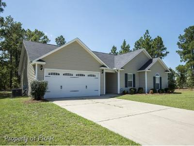 Raeford NC Single Family Home For Sale: $137,500
