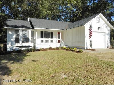Fayetteville NC Single Family Home For Sale: $109,900