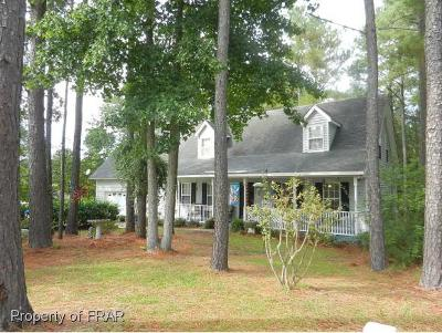 Sanford NC Single Family Home For Sale: $218,000