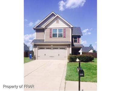 Raeford NC Single Family Home For Sale: $186,000