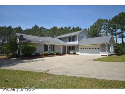 Carolina Lakes Single Family Home For Sale: 239 Lotus Ln #271