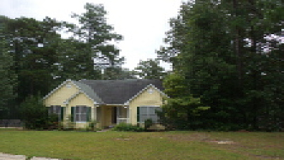 Fayetteville Single Family Home For Sale: 1209 Crossbend Ct