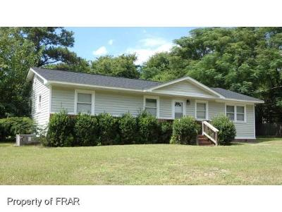Fayetteville Single Family Home For Sale: 6407 Spring Hill Dr