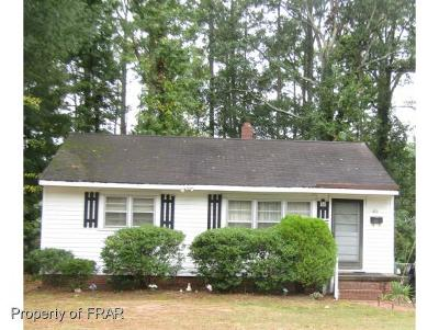 Sanford Single Family Home For Sale: 801 Steele St