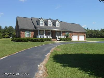 Fayetteville Single Family Home For Sale: 829 Broad Muskeg Rd.