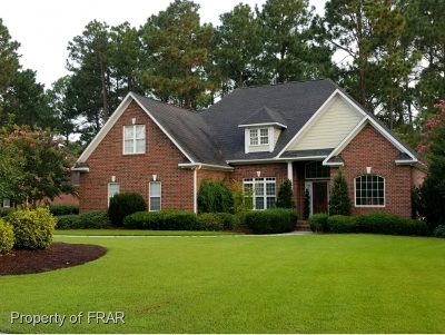 Fayetteville Single Family Home For Sale: 6818 S. Staff Rd #230
