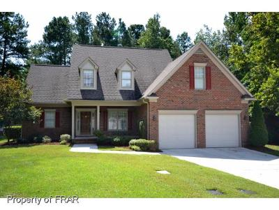 Fayetteville Single Family Home For Sale: 6841 Munford Dr #618