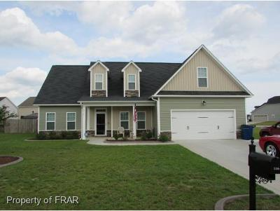 Raeford Single Family Home For Sale: 116 Yates Mill St