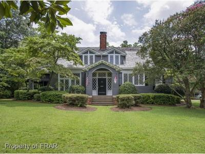 Fayetteville Single Family Home For Sale: 1525 Morganton Road
