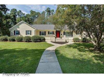 Fayetteville Single Family Home For Sale: 2404 Club Cir #11