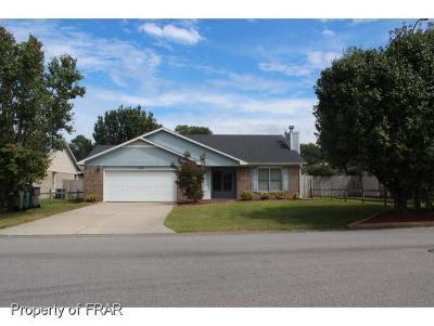 Hope Mills Single Family Home For Sale: 2941 Rosemeade Dr. #71
