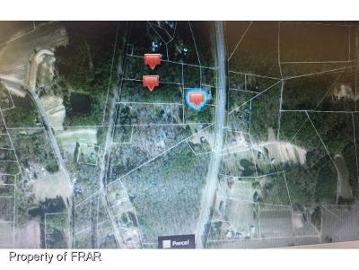 Harnett County Commercial For Sale: S 0 Nc 87 Highway