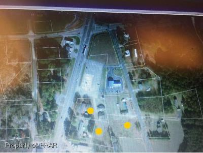 Harnett County Commercial For Sale: 5142 Nc 87