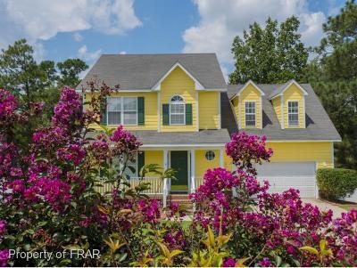Hope Mills Single Family Home For Sale: 5341 Miranda Drive #10