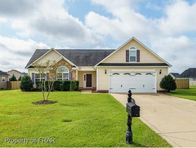 Raeford Single Family Home For Sale: 317 Oakridge Dr
