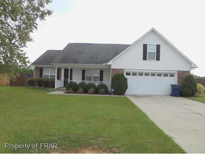 Raeford Single Family Home For Sale: 164 Sourwood Dr