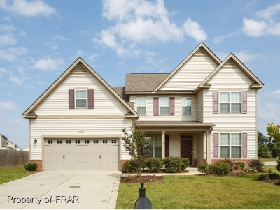 Raeford Single Family Home For Sale: 152 Wedgefield Dr #200