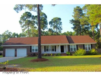 Fayetteville Single Family Home For Sale: 1530 Redbud Dr #255