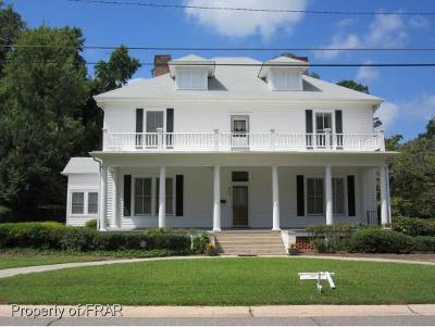 Robeson County Single Family Home For Sale: 901 Caldwell St