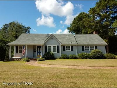 Rental For Rent: 2515 Fort Bragg Rd