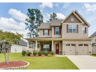Fayetteville Single Family Home For Sale: 2809 Mosquera Drive #47
